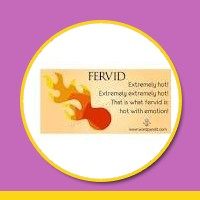 Captivating Fervid Meaning In Hindi   Fervid In Hindi   Definition And Translation    Englishsikho.com